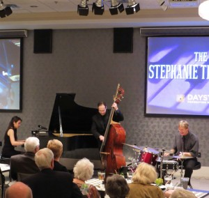 PAST EVENT: The Stephanie Trick Trio – March 2013