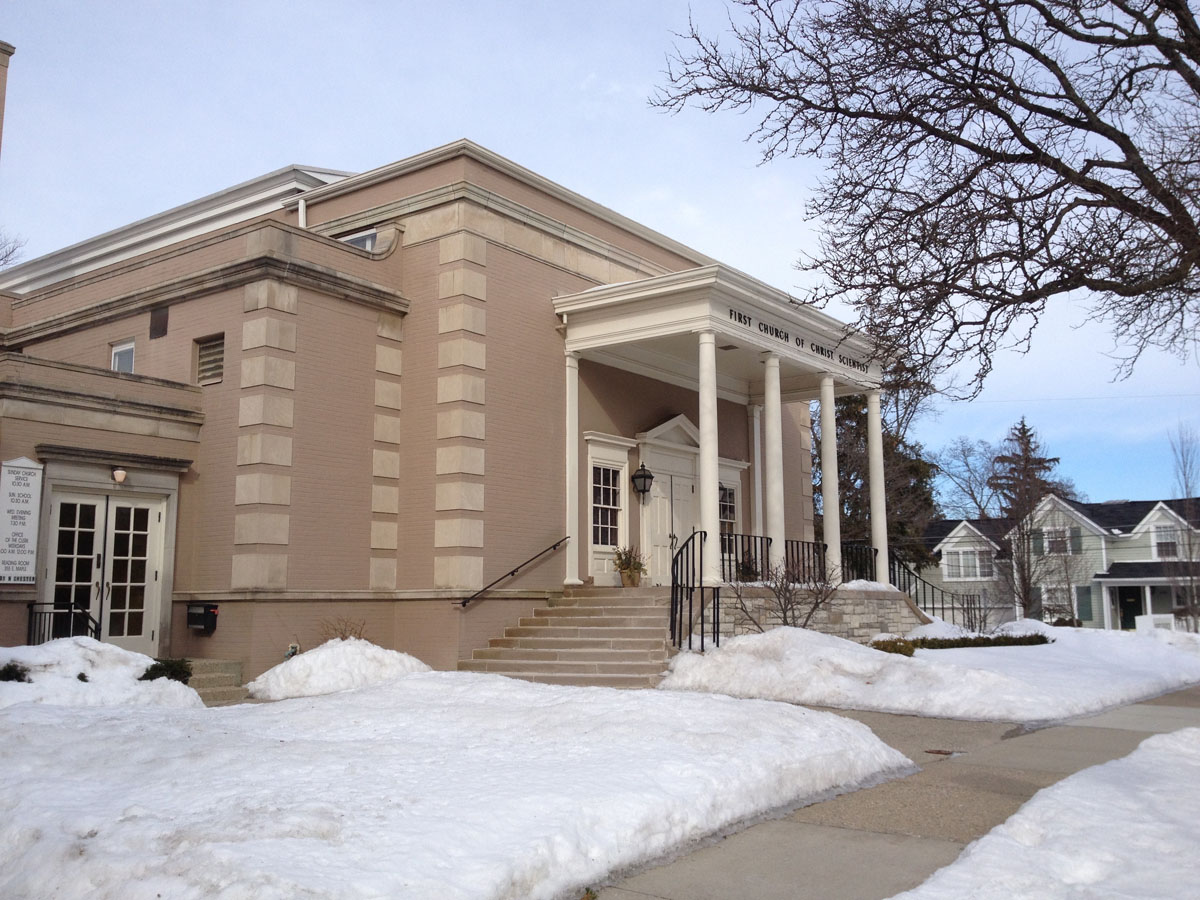 364-1 - Daystar Foundation & Library