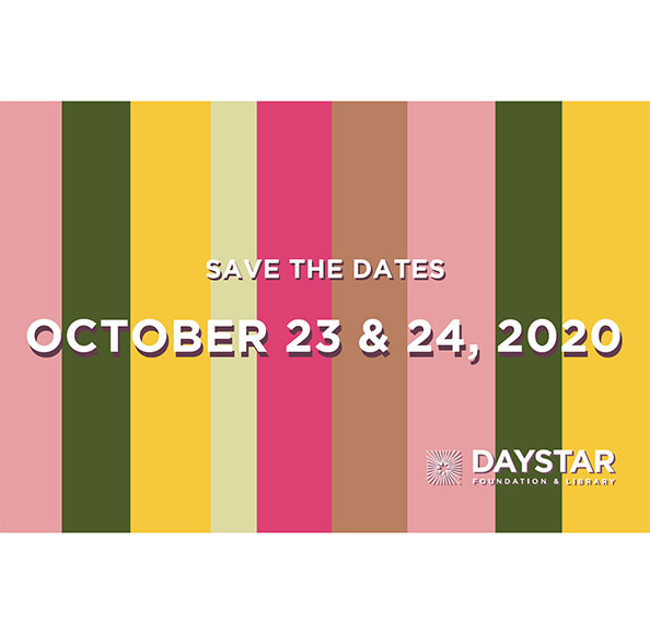 PAST EVENT: Fall Event 2020